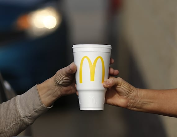 Disturbing 'ingredient' found in McDonald's drinks