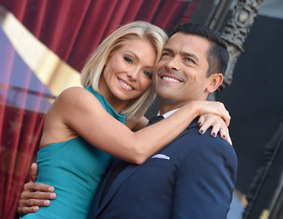 Consuelos on what he always give guests