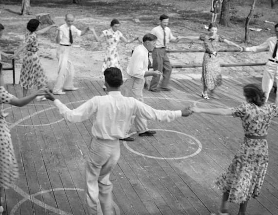 How square dancing became white supremacy weapon