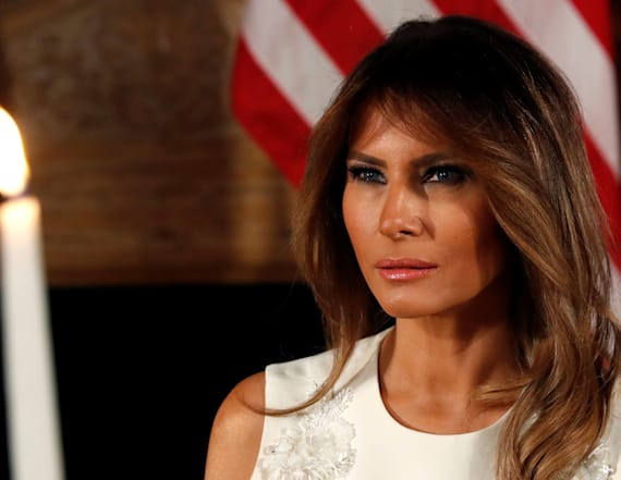 Melania Trump is brilliantly copying Michelle Obama