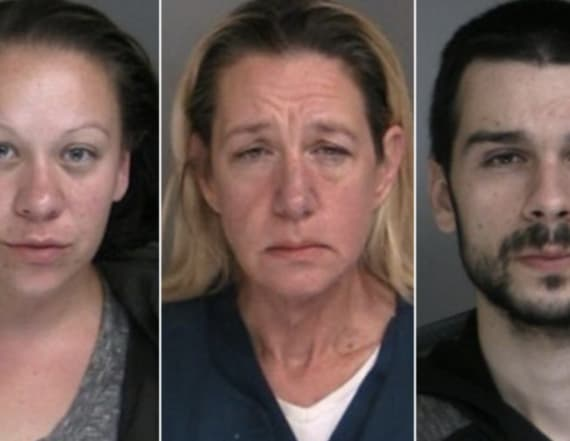 Mother, son and daughter arrested in Long Island