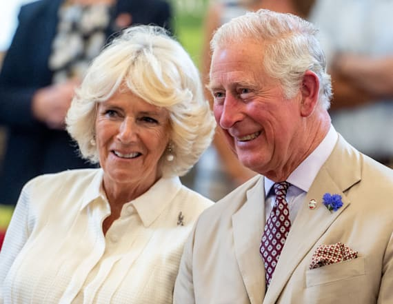Duchess Of Cornwall says this food is a 'no-no'
