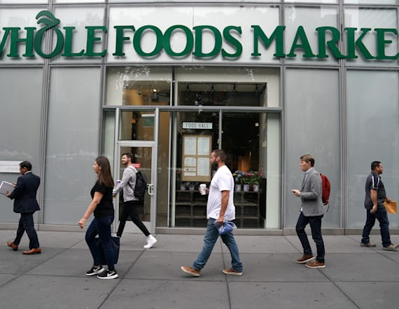 Walmart could top Amazon's offer to buy Whole Foods