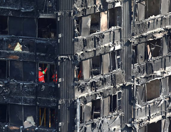 London police reveal cause of deadly tower fire
