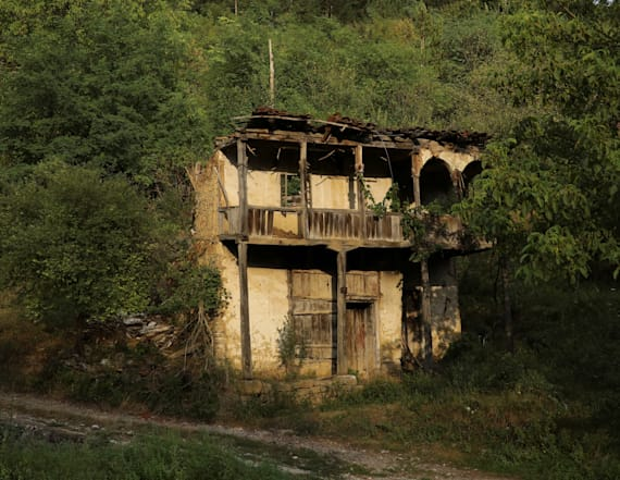 Depopulation turning villages into ghost towns