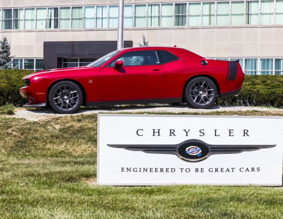 Fiat Chrysler recalls 4.8M US vehicles