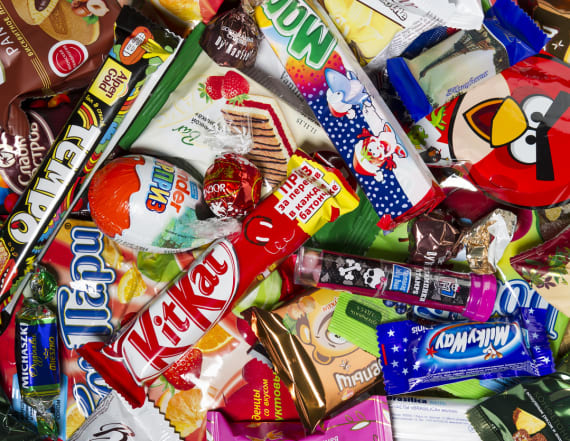 Top 5 worst Halloween candies for your teeth