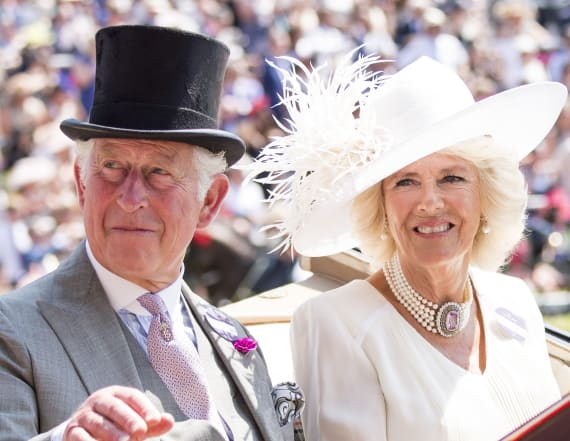 Prince Charles and Camilla avoid one type of food