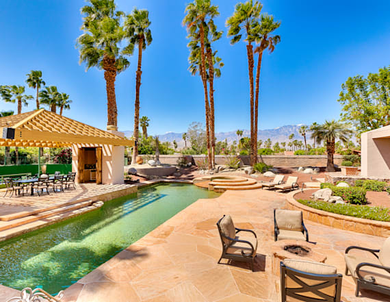 The most over-the-top celebrity Coachella rentals