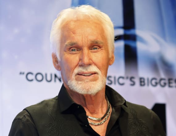 Kenny Rogers reveals star-studded final concert