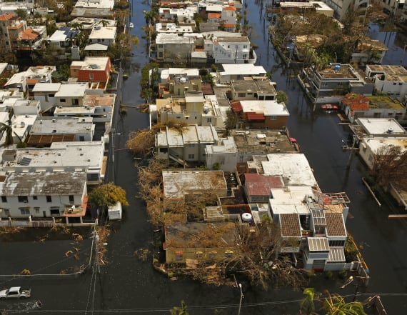 Trump says Puerto Rico's debt 'must be dealt with'