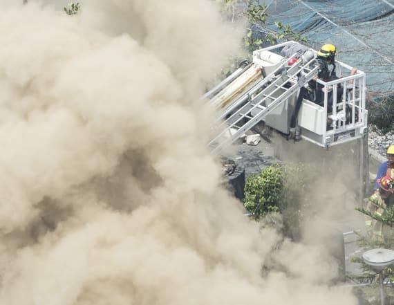 Hotel fire kills at least 3 in Manila