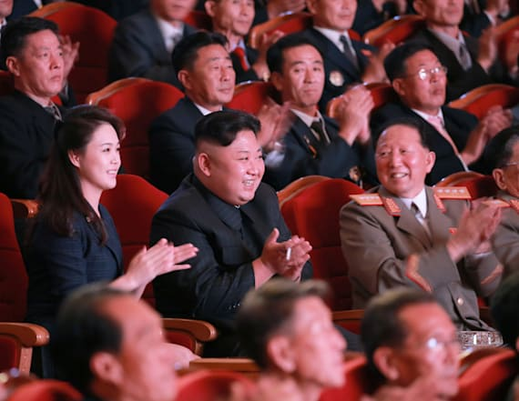 Kim Jong Un's favorite band may perform at Olympics