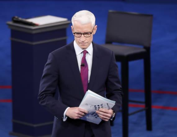 CNN's Anderson Cooper slams Trump-Putin presser