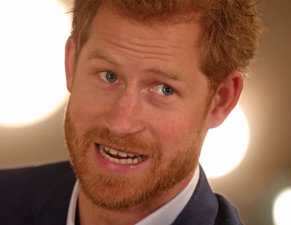 Report: Prince Harry quits habit for Meghan