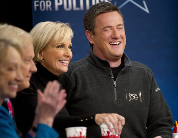 MSNBC's Joe and Mika on vacation together