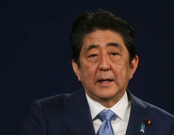 PM says North Korean missile grave threat to Japan