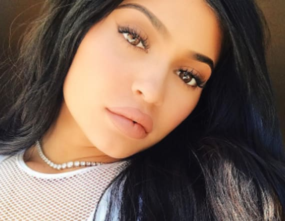 Kylie Jenner gets nude, smokes in pic