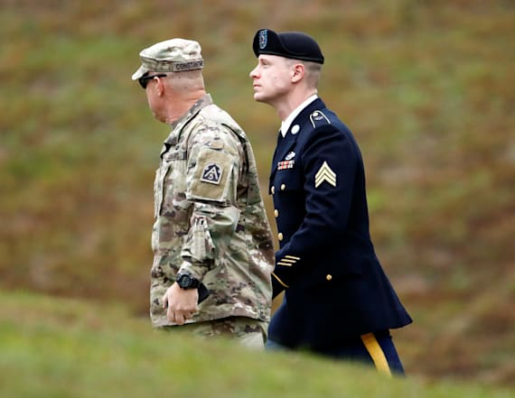 Bergdahl's sentencing delayed over Trump's comments