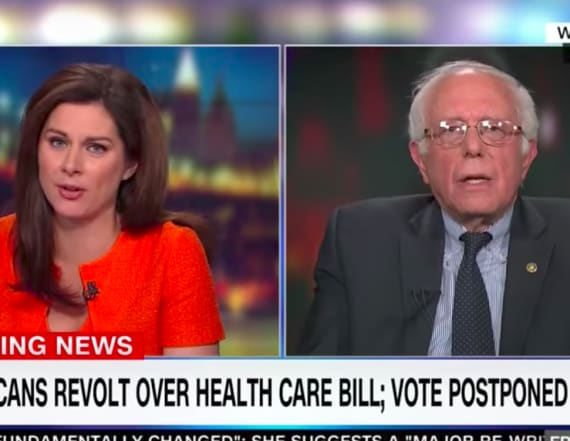 Sanders throws darts at those investigating his wife