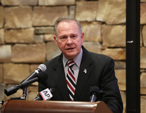 Roy Moore's potential impact on deep-red Alabama