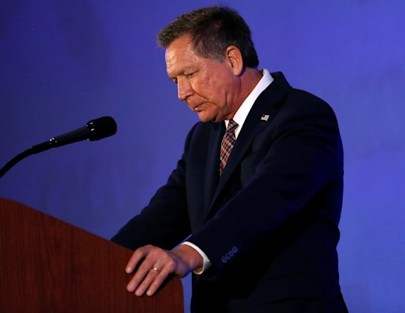 Kasich: I 'just don't see' running for president