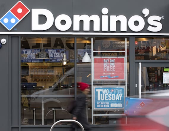 Domino's CEO throws shade at Walgreens