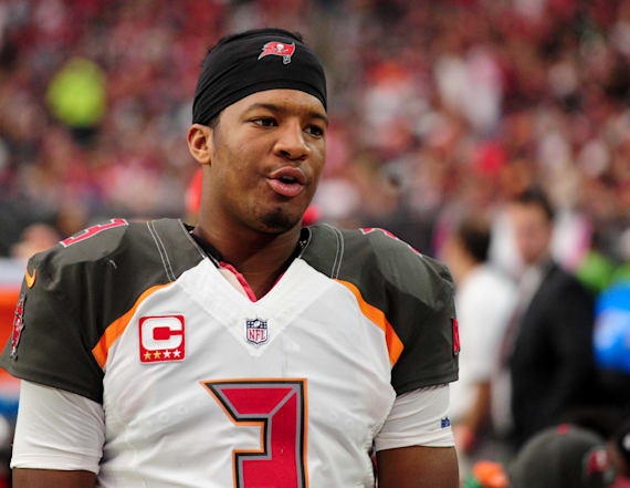 Jameis Winston sued by Uber driver in groping case