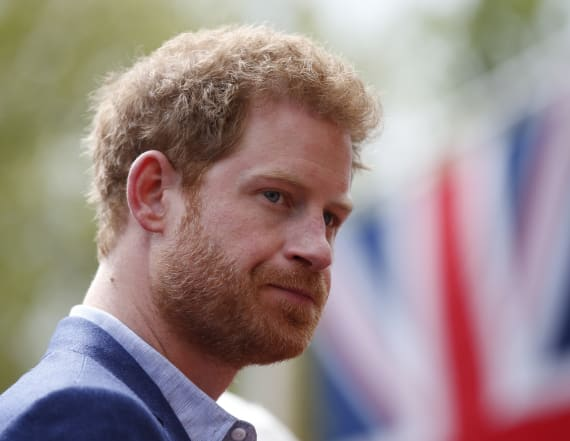 Prince Harry makes claim about future of the throne