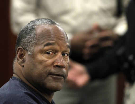 OJ Simpson to receive parole hearing in July
