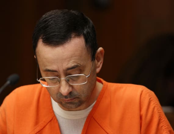 USA Gymnastics doctor pleads guilty to abusing girls