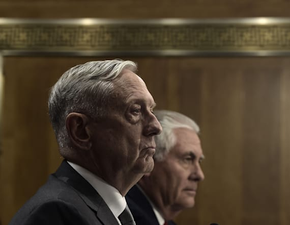 Mattis makes major claim about the US war on terror