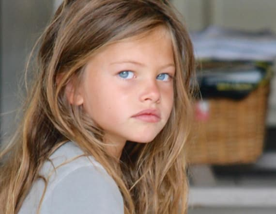 Thylane Blondeau is all grown up!