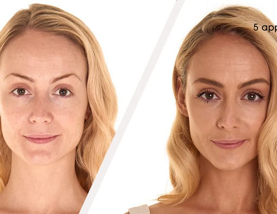 A self-tanner with anti-aging benefits