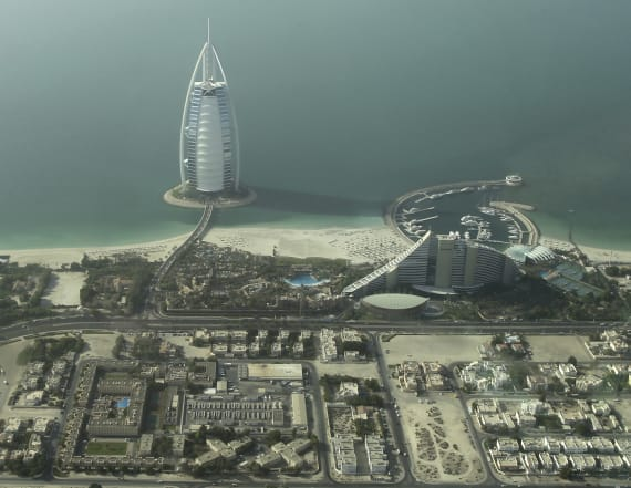 Dubai plans $1.7 billion tourist project