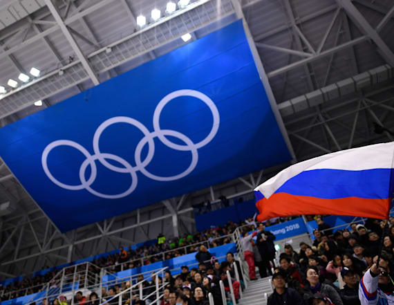 Report: Winter Olympic athlete fails doping test
