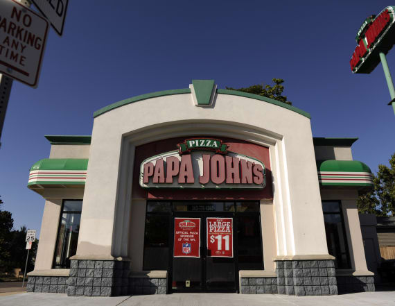 Papa John's is changing how Americans order pizza