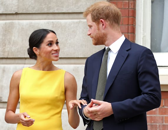 Maxwell reveals what it was like to dress Markle