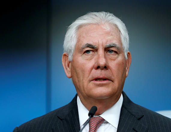 Diplomat resigns with fiery letter to Rex Tillerson
