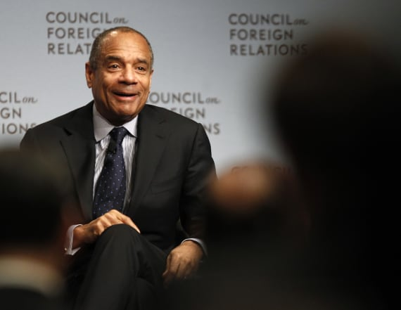 Longtime AmEx CEO Kenneth Chenault is stepping down