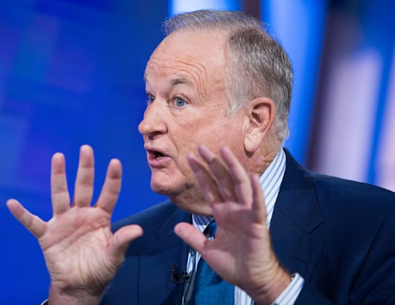Billy O'Reilly rants at NYT reporters