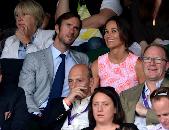 Details about Pippa Middleton's wedding