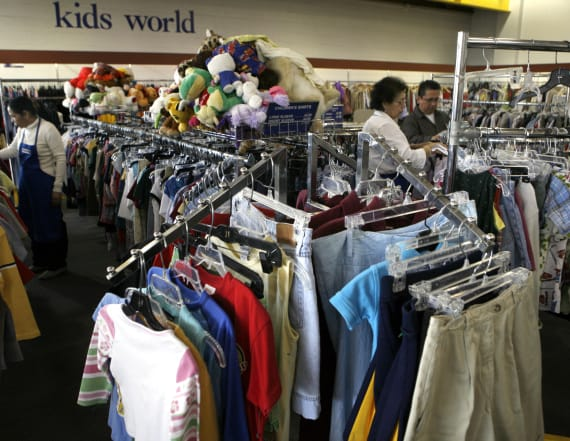 Goodwill 'overrun' with items millennials don't want