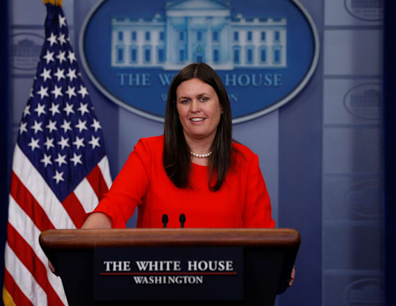 Sanders to be new White House press secretary