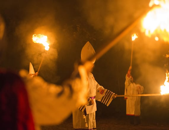 Report: Ku Klux Klan remains active in 33 US states