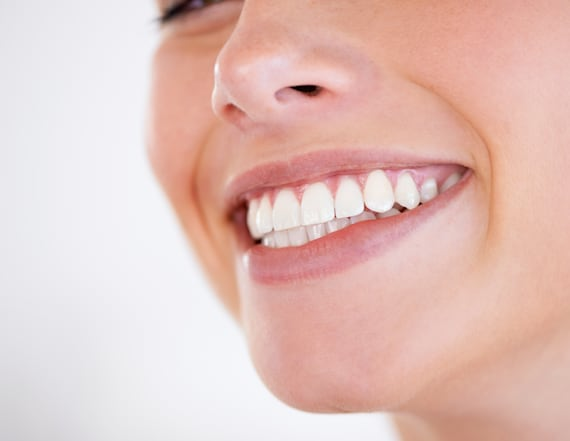 Why purple matters for white teeth