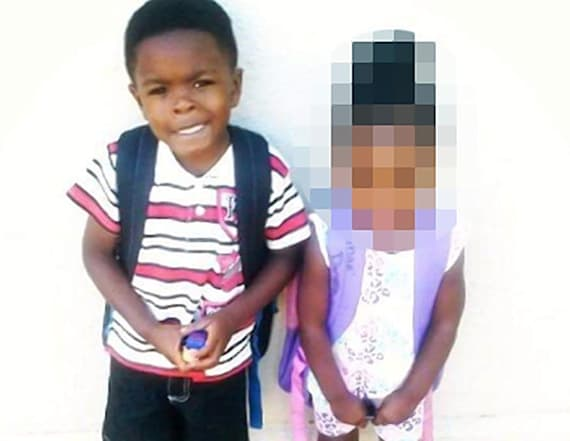8-year-old boy is killed while protecting sister