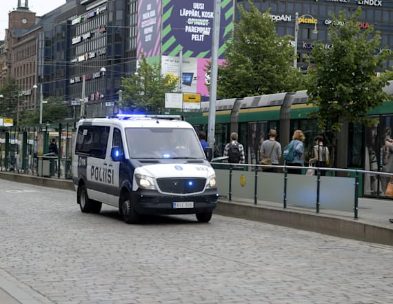 2 dead, 6 in hospital after Finland stabbings