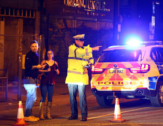 More than a dozen killed in blast at concert