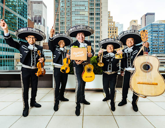 Patrón will deliver margarita 'Party in a Box'